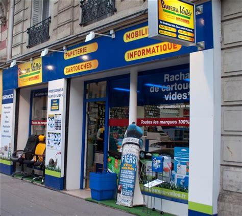 magasins bureau vall馥 l enseigne ouvre premier magasin au centre de