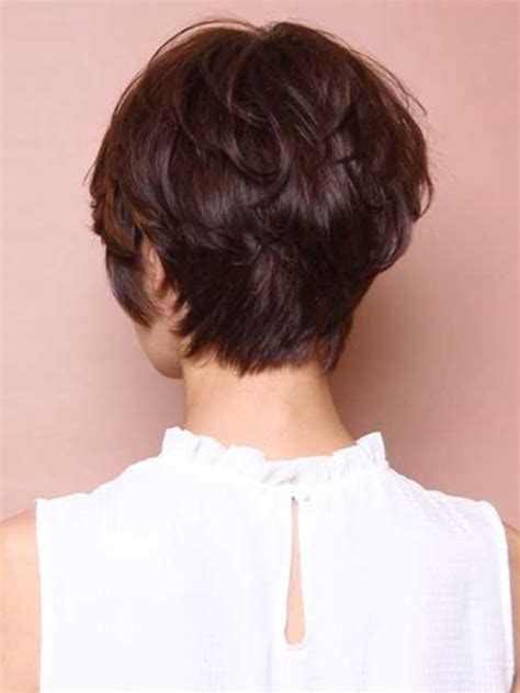 15 pixie cut back view pixie cut 2015