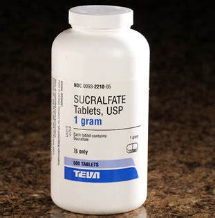 sucralfate for dogs sucralfate
