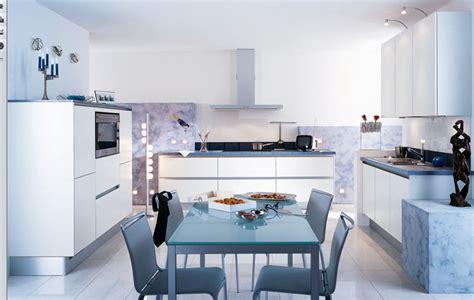 shades of white kitchen