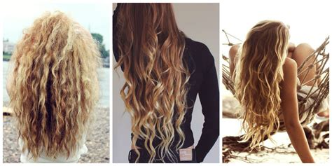 Beachy Waves Wedding Hairstyles by Waves Hair The 1 Summer Hairstyle Trend