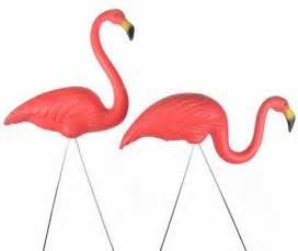pink flamingos kitten vintage five on friday flamingoes