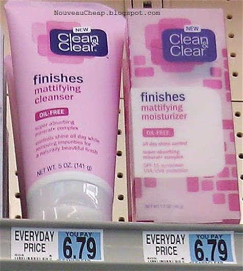 Cleanser Bigsale Jfa Mattifying Cleanser spotted new products from rimmel nyc milani and more pic heavy nouveau cheap