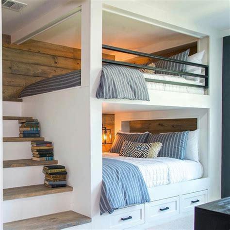 lit mezzanine 2 places escalier la chambre mezzanine ou comment utiliser l hauteur de