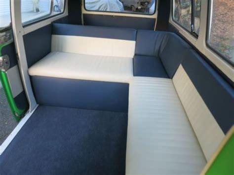 sell   vw busvan kombi red carpet style great  interior year   los angeles