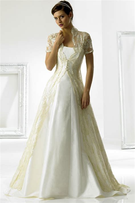 Wedding With Or Wedding To by With Coat Wedding Dress From Nicola Hitched Co Uk
