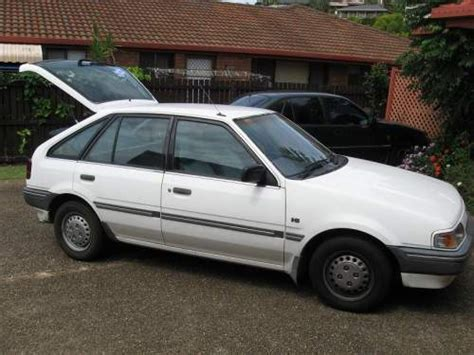 how make cars 1989 ford laser electronic toll collection 1989 used ford laser automatic gl hatchback car sales coolangatta qld excellent 1 800