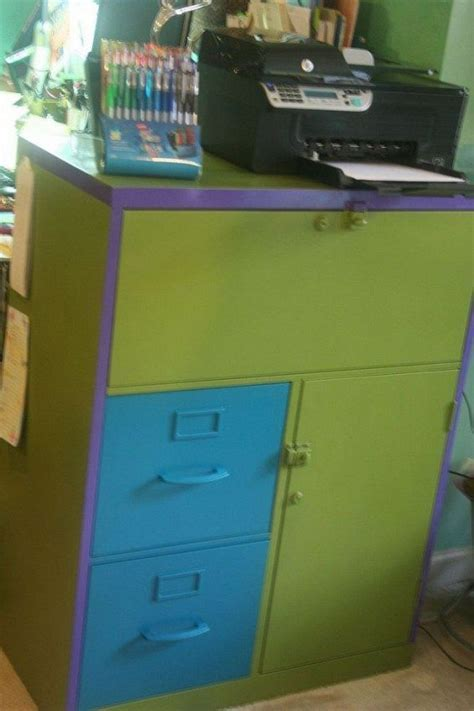 15 Fabulous Filing Cabinet Makeovers   The Melrose Family
