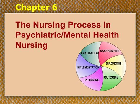 chapter issues and trends in psychiatric mental health mental health ch06 nursing process9 06