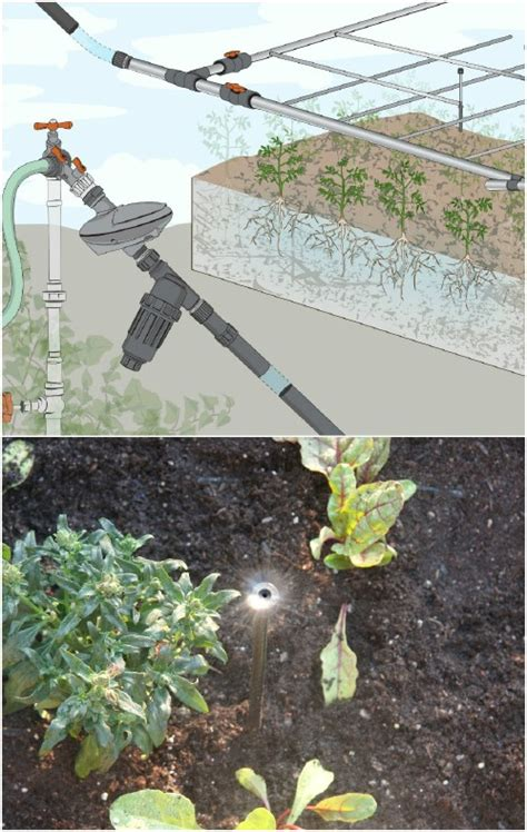 cheap  easy diy irrigation systems