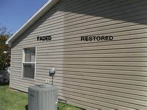 how to restore and clean your faded vinyl siding short guide