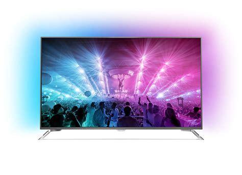 Ultraflacher Tv by Ultraflacher 4k Fernseher Powered By Android Tv 55pus7101