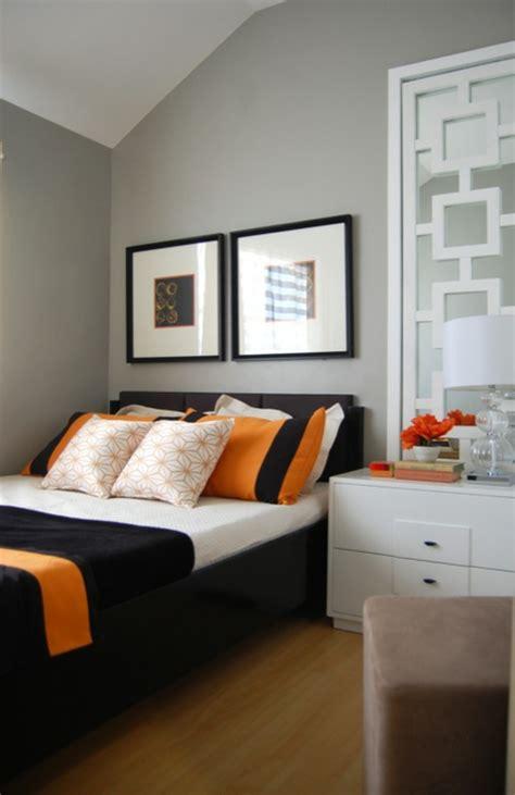 Schlafzimmer Farbe Grau by W 228 Nde Gestalten Schlafzimmer Farbe Orange Artownit For