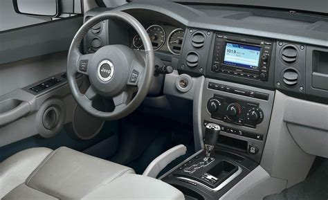 jeep car inside 2008 jeep commander interior www imgkid com the image