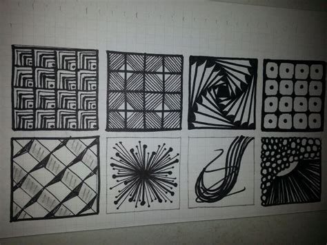 Doodle Therapy Zentangle Zendoodle Doodle Therapy