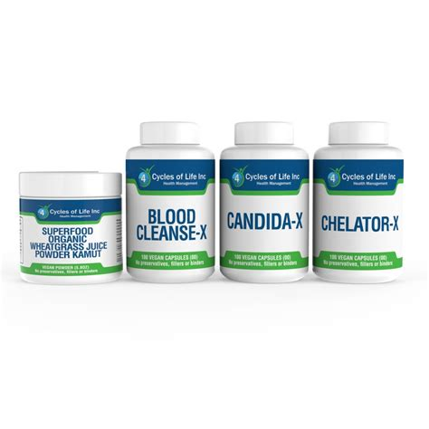 Restore Detox Reviews by Detox Restore Cleanse 4 Cycles Of Inc
