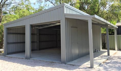 Steel Sheds Australia by Busselton Sheds Plus Garage Dunsborough Margaret River