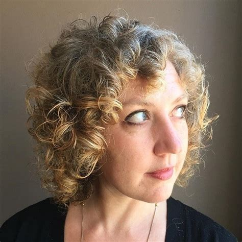 short curly grey hairstyles 2014 40 different versions of curly bob hairstyle