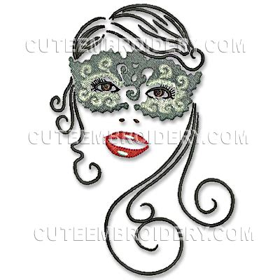 designs free free embroidery design masquerade freeembroiderydesigns