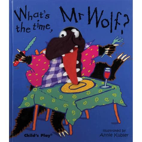 what s the time mr wolf english wooks