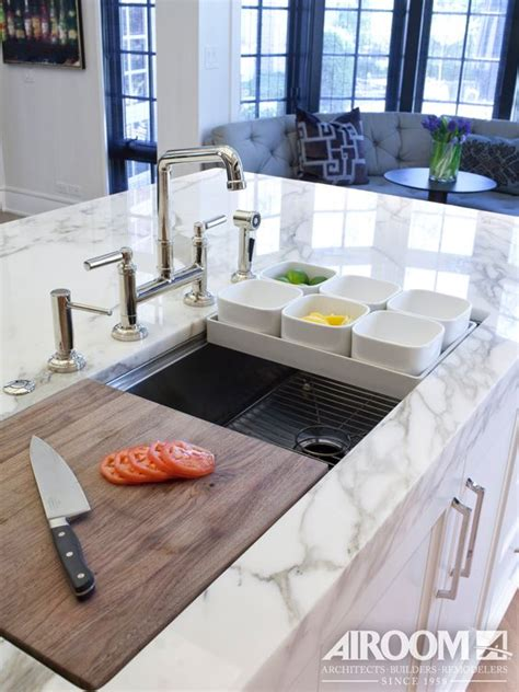 new kitchen island with sink that save your space pinterest the world s catalog of ideas