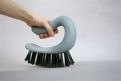 ergonomic design ergonomic bench brush by megan wallace searle at coroflot com