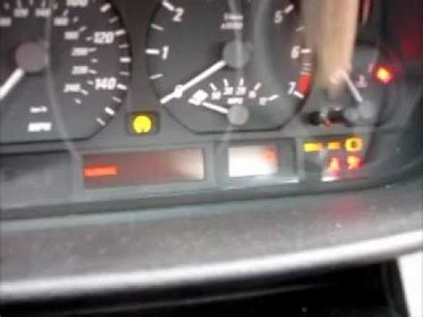 bmw e46 brake warning light e46 325i bmw brake light reset with or without sensor