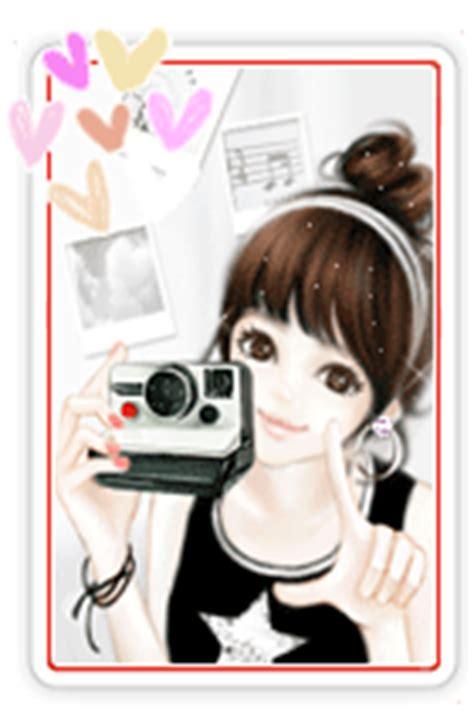 foto anime korea cantik kumpulan gambar anime korea yang cantik animasi korea