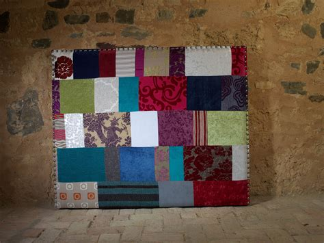 Nicky P Papercrafts - patchwork org cabecero patchwork recto en