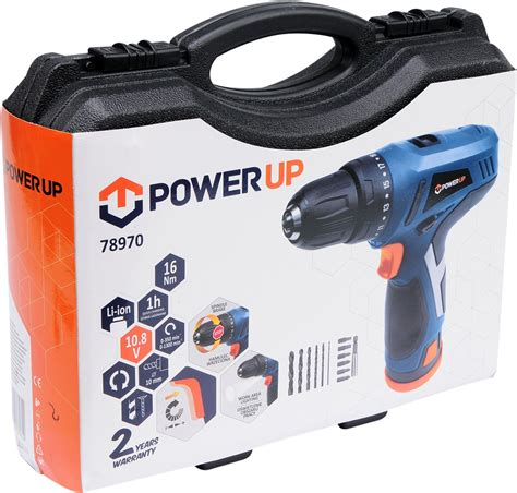 Power Li Bell Up Power Up 78970 Wiertarko Wkr苻tarka Li Ion 10 8v Na Bazarek Pl
