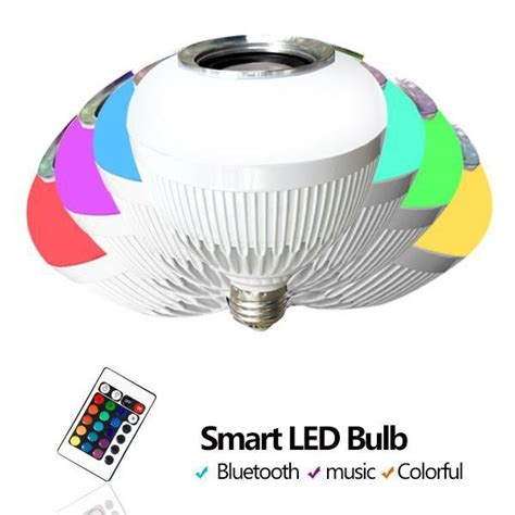 wireless rgb led lights wireless bluetooth led speaker music rgb led