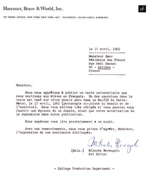 Demande De Lettre D Autorisation demande d autorisation