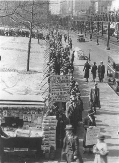 A Grande Depressão nos EUA   Acervo