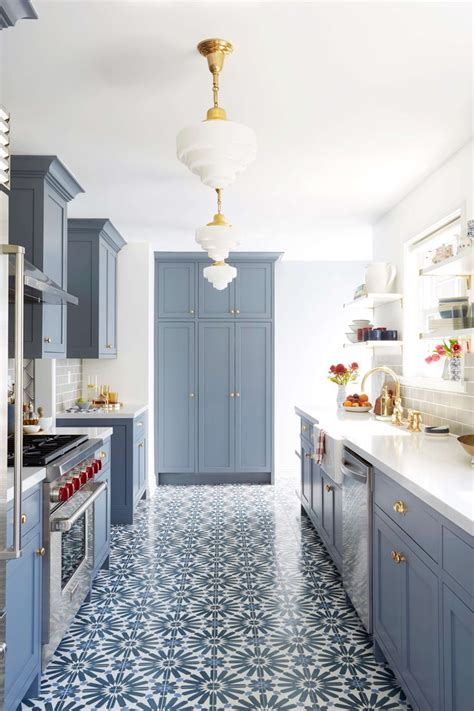 blue kitchen 25 best ideas about blue grey kitchens on