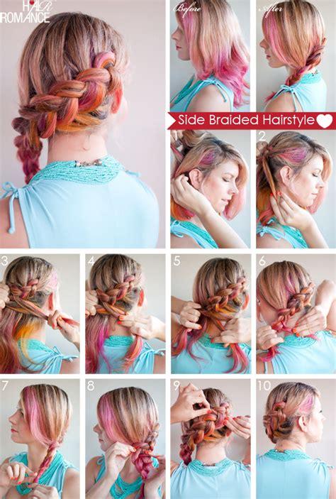 tutorial cara kepang rambut sendiri tilan anggun dengan sanggul cantik rambut sendiri