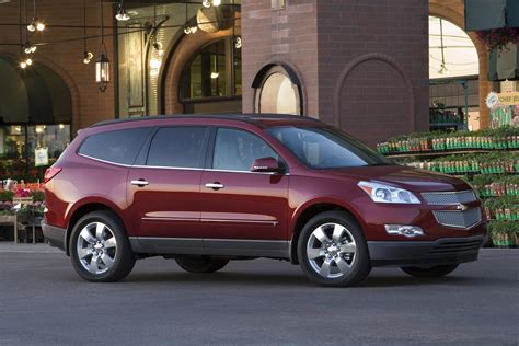 2010 chevy vehicles 2010 chevrolet traverse conceptcarz com