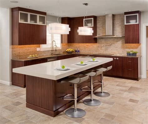 kitchen islands with breakfast bar counter stools back