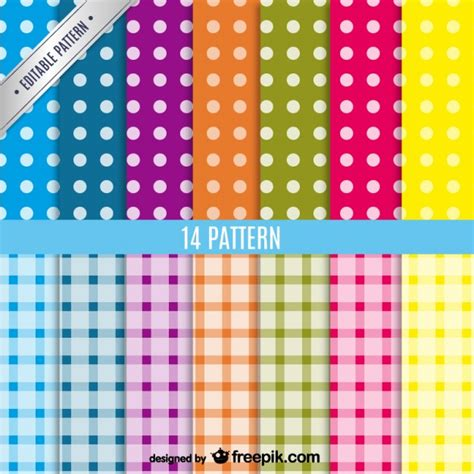seamless pattern software free set of seamless pattern vector free download