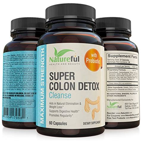 String Fecal Matter Detox by Best Colon Cleanse For Weight Loss Belly Burner For