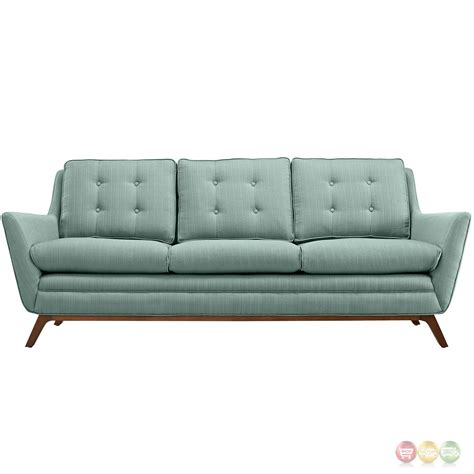Beguile Contemporary Button Tufted Upholstered Sofa Laguna Contemporary Tufted Sofa