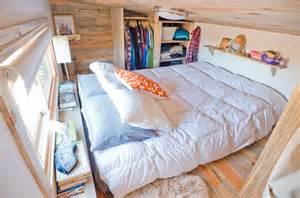 Tiny House Bedroom The Top 5 Most Beautiful Tiny Houses On Wheels Critical