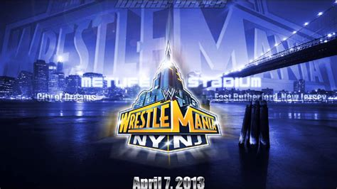 wwe wrestlemania  official theme song coming home  diddy dirty money cd quality youtube