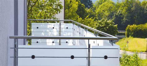 balkon edelstahl edelstahl balkon cosch edelstahltechnik