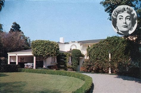joan crawford house buyer beware the haunted homes of hollywood the hollywood home