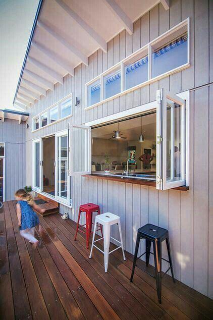 bifold windows  kitchen bar kitchen window bar