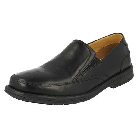 clarks slip on loafers mens clarks slip on loafers shapwick house ebay