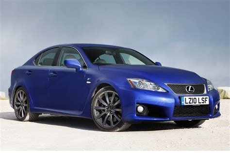 Sports Car Collection 2011 Lexus Is F Sport Sedan