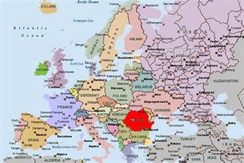 infos sur roumanie europe arts  voyages