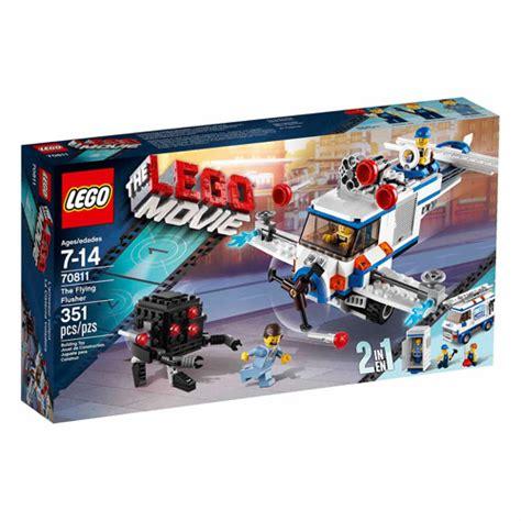 Set Boy 2in1 lego the flying flusher building set walmart