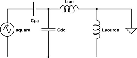common mode choke vfd how do i properly size components for an emc filter for a variable frequency drive power supply